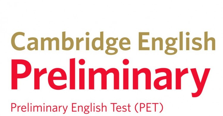 Examen B1 / PET Paper Based