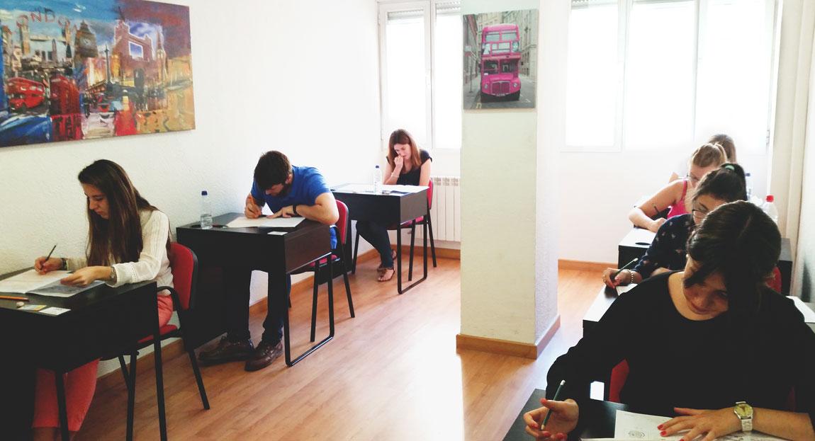 Convocatorias propias exámenes de Cambridge