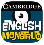 Cambridge English Monstruo aplicación para aprender inglés