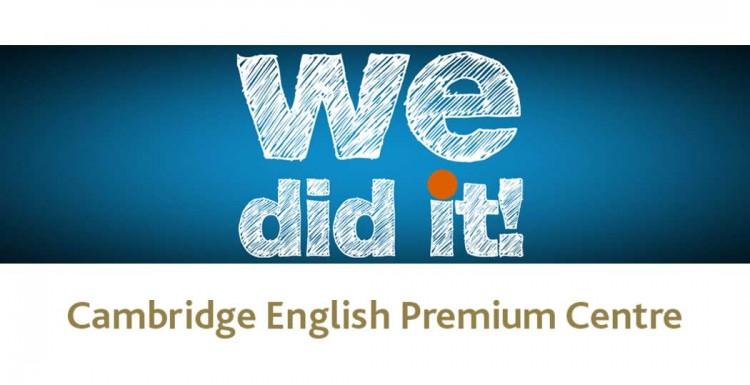 Cambridge English Premium Centre