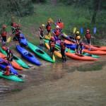 campamento-en-cazorla-de-berlitz-paseo-en-kayak