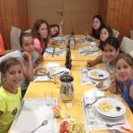 tm_Alumnos en el comedor de Cazorla